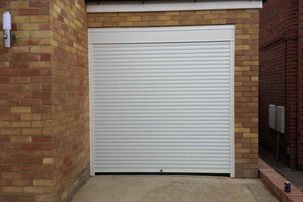 Aluroll Compact roller door