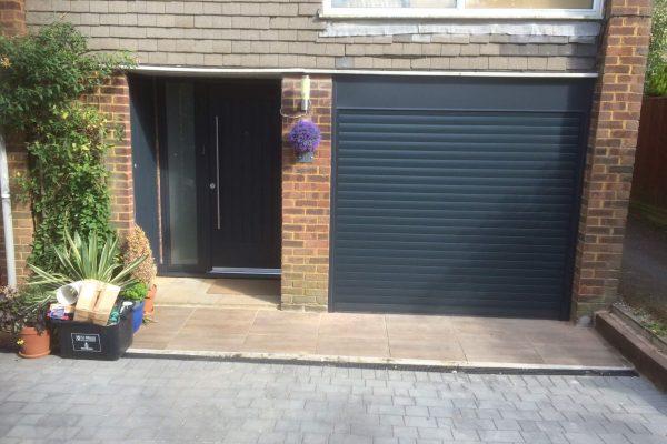 front door and garage door installation