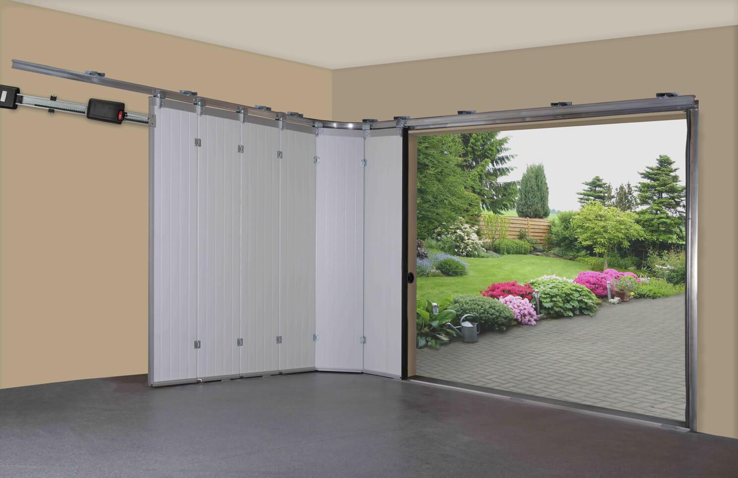 Side Sliding Garage Doors In Herts Beds Bucks Sdm