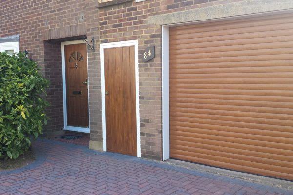 Rockdoor front door