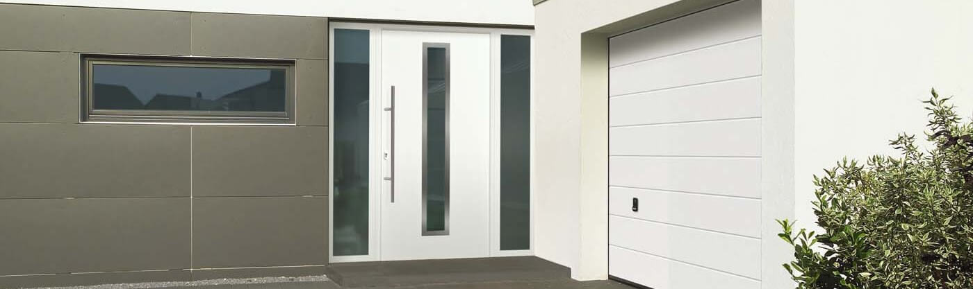 Stylish & Secure Front doors