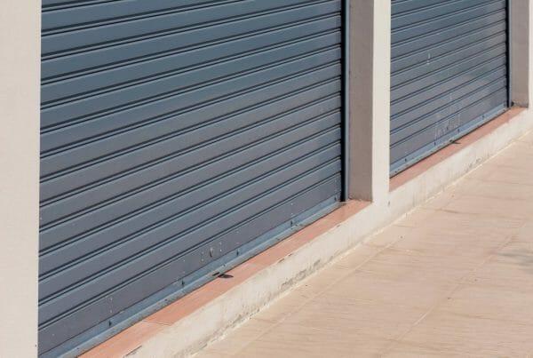 stell roller garage door