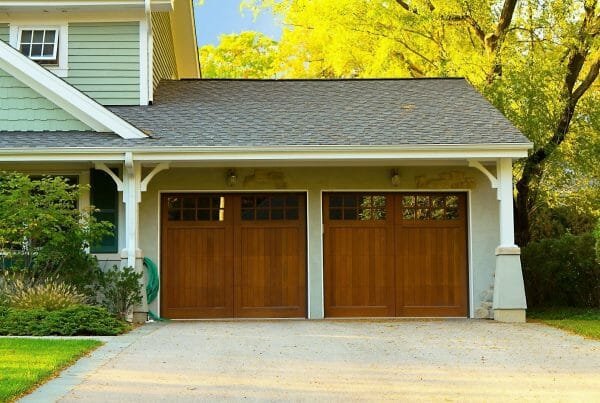 garage door dimensions