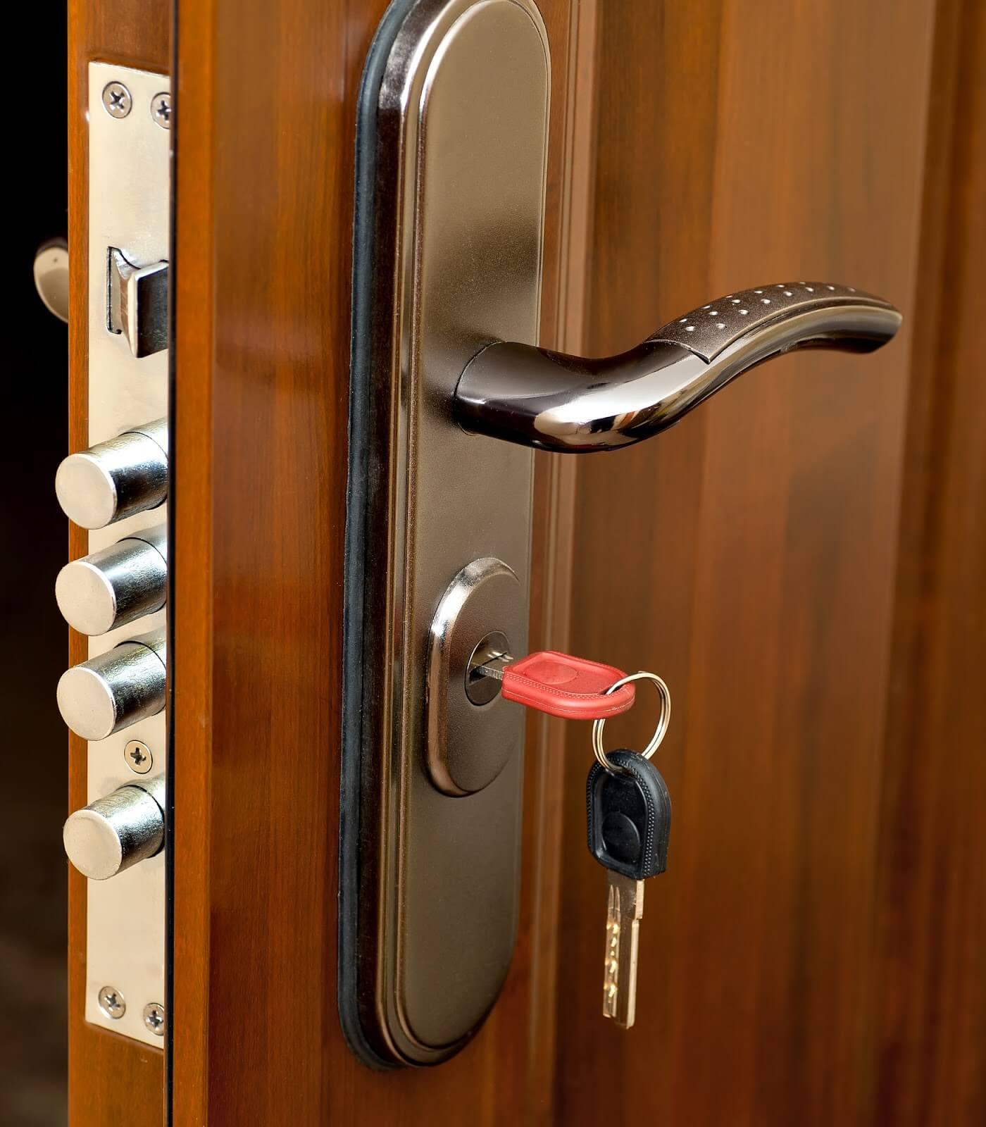 Which is the most secure front door? - SDM Doors