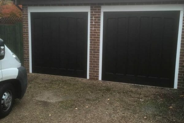 double garage doors