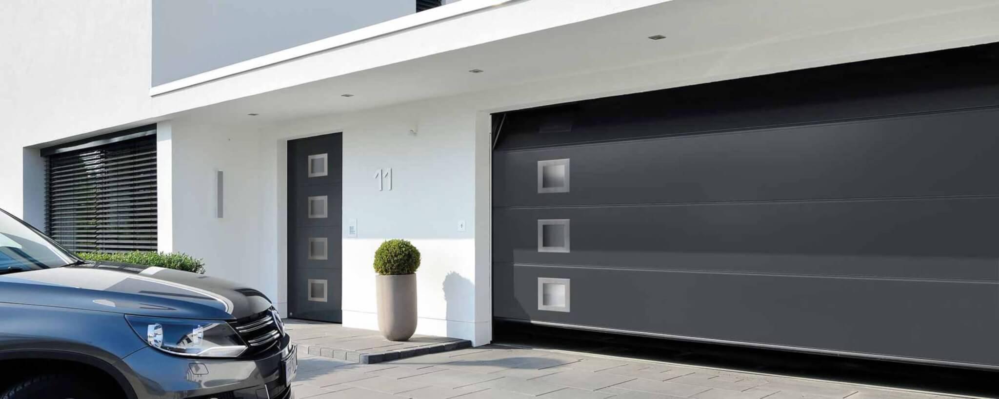 Garage Door Front Door Installation In Hertfordshire Sdm