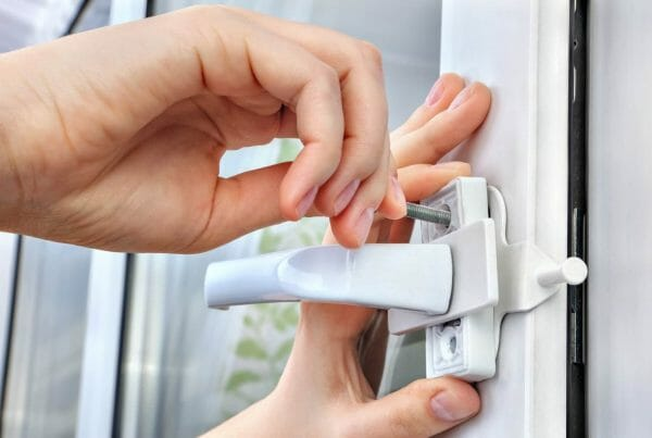 UPVC WINDOW LOCK