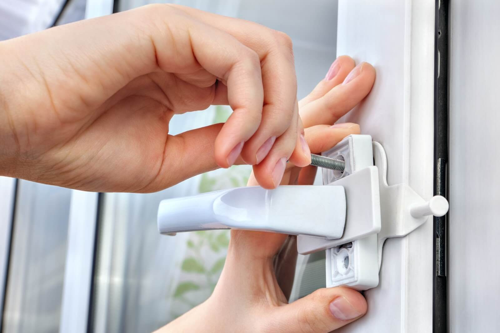 What to do if your UPVC window lock is jammed