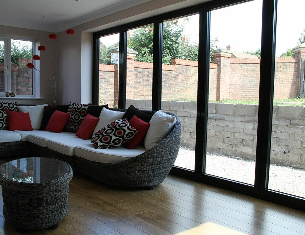 Standard Bifold Door Sizes in the UK