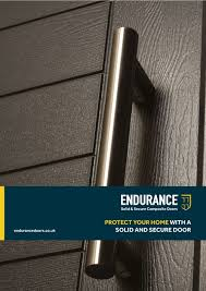 Endurance Doors Brochure